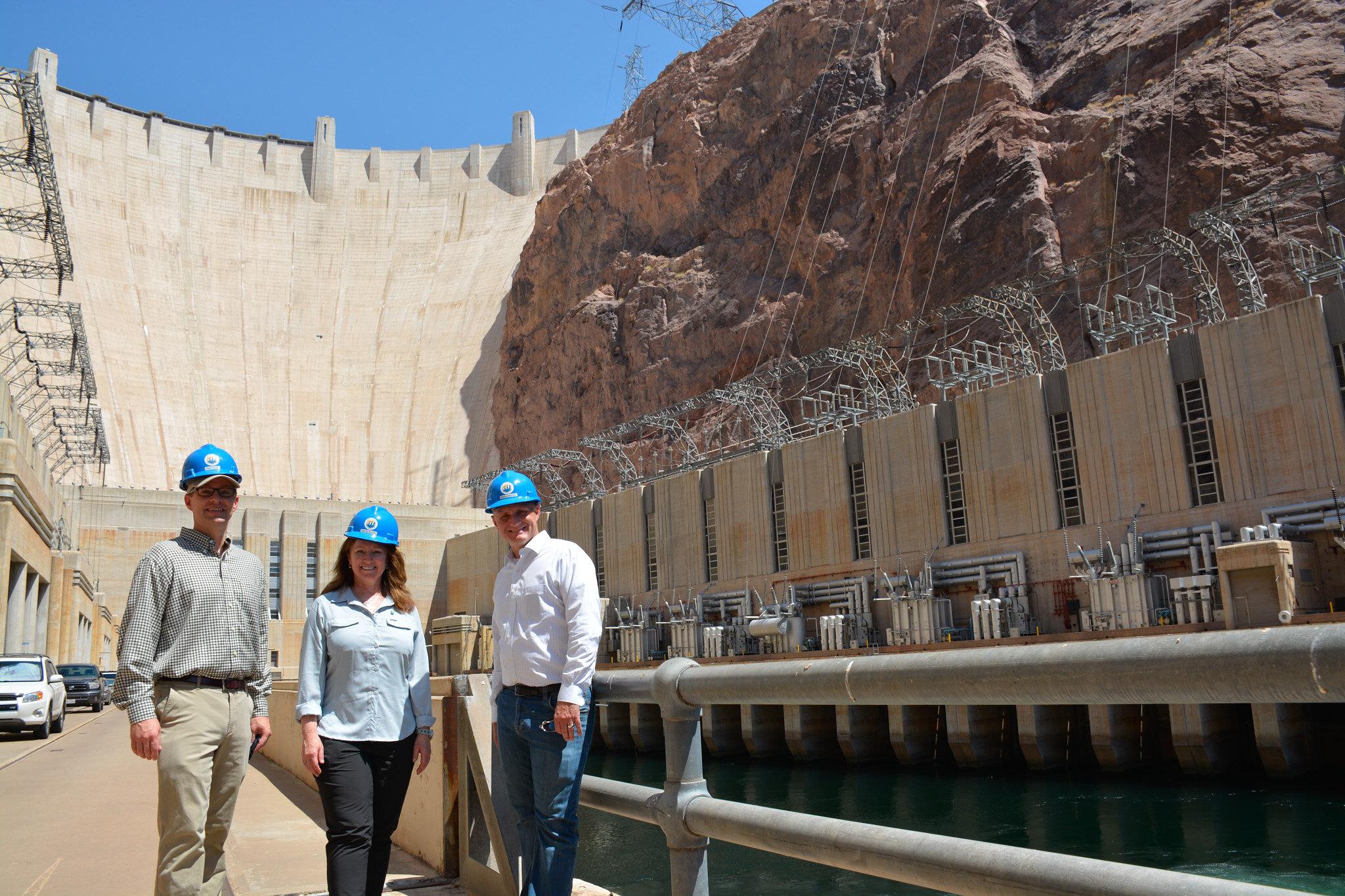 Dan Simmons Hoover Dam