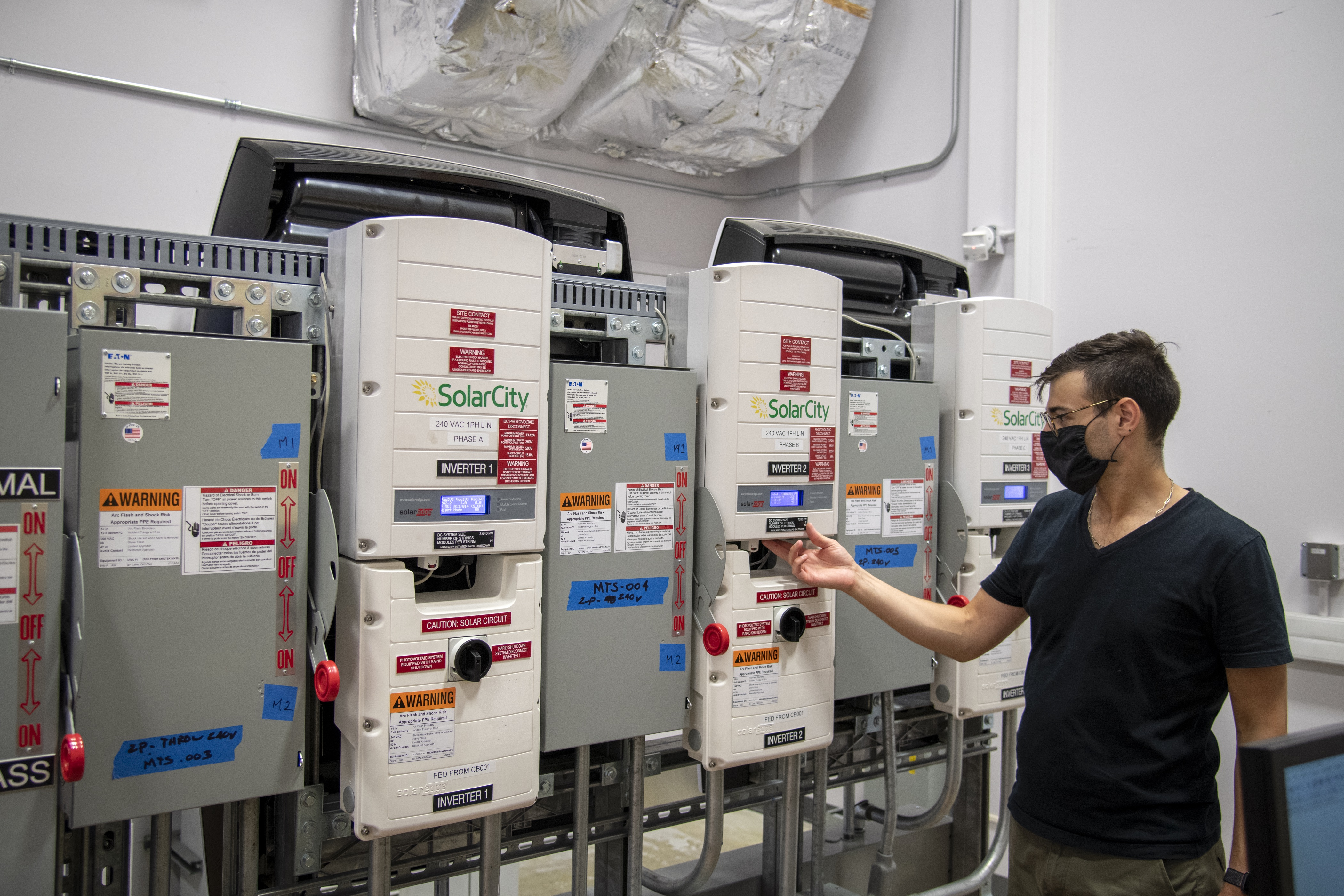 ENERGISE Project at Lawrence Berkeley National Laboratory