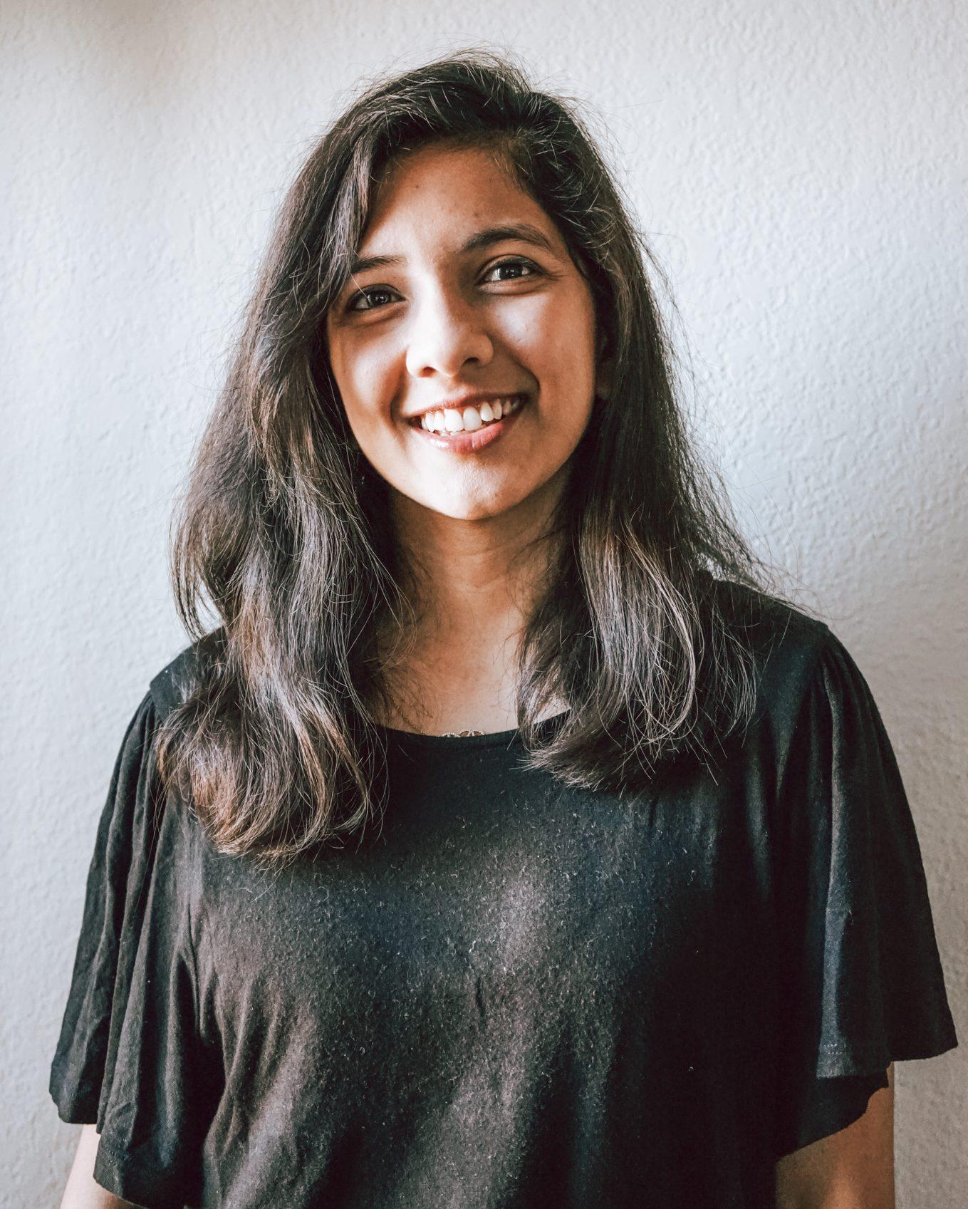 Naveena Sadasivam Headshot